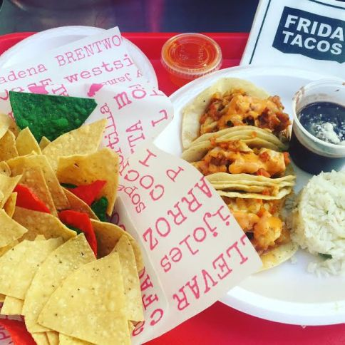 Fridas Tacos; Sarah In Style