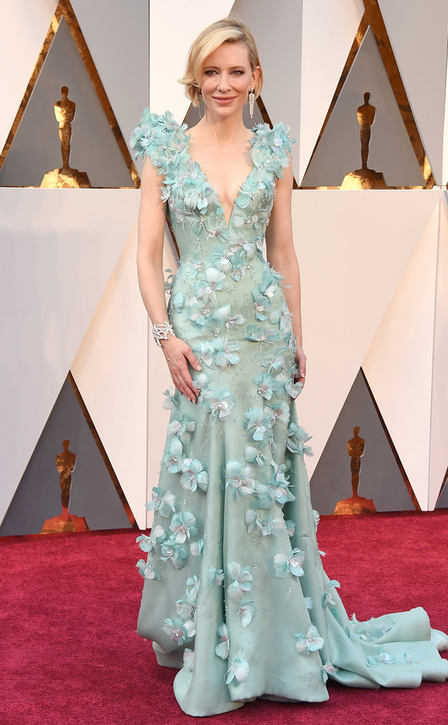 cate blanchett, armani prive, oscards, top 5