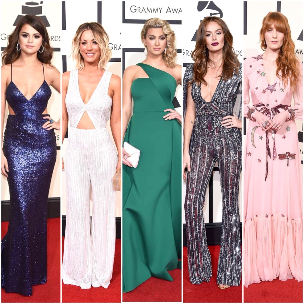 Top 5, Grammys, Sarah In Style, Fashion Blogger