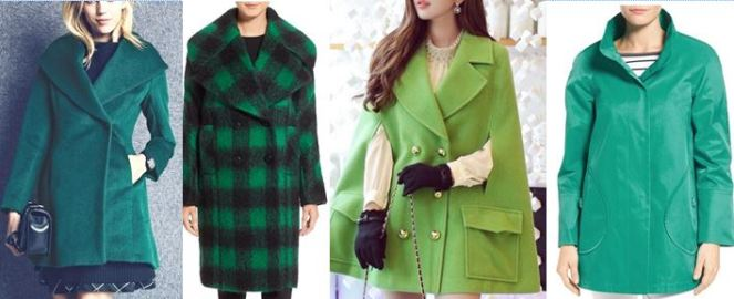coat, green, chicago, sarah in style, jacket