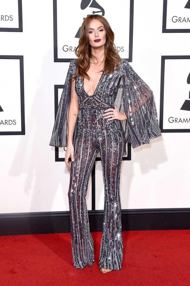 Nicole Trunfio, Zuhair Murad, Chicago Blogger, Grammy Awards, Sarah In Style, Grammys