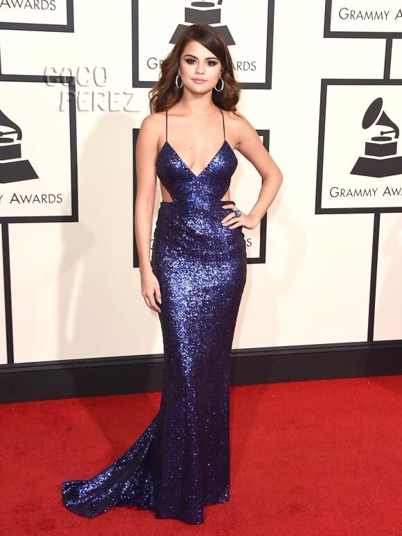 Selena Gomez, Calvin Klein, Grammys, Sarah In Style, Fashion Blogger