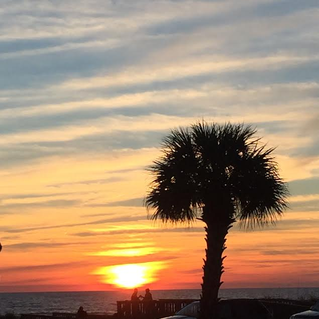 florida, sunset, sarah in style, travel, travel blogger