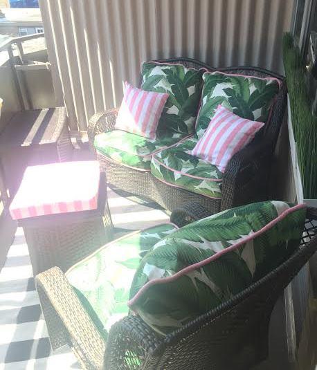 patio makeover, DIY, design blogger, chicago blogger