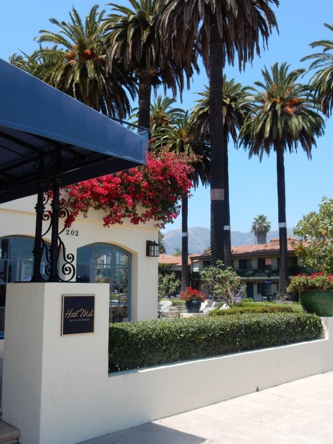 sarah in style, sarahinstyle.com, travel blogger, chicago blogger, windy city bloggers, Santa Barbara, California, American Riviera, Hotel Milo