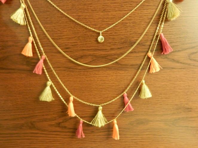 Tassel Necklace Diy Sarah In Style