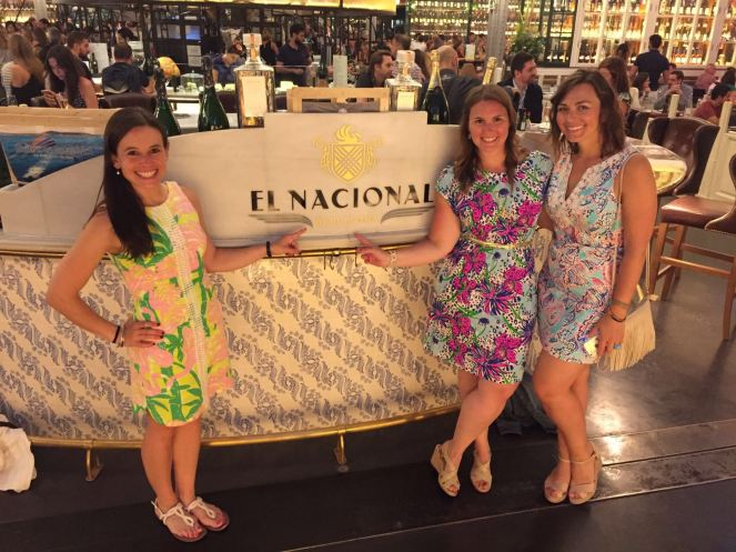 el nacioanl, barcelona, spain, park guell, sagrada familia, el born, el nacional, sarah in style, travel blogger, european adventure, windy city bloggers