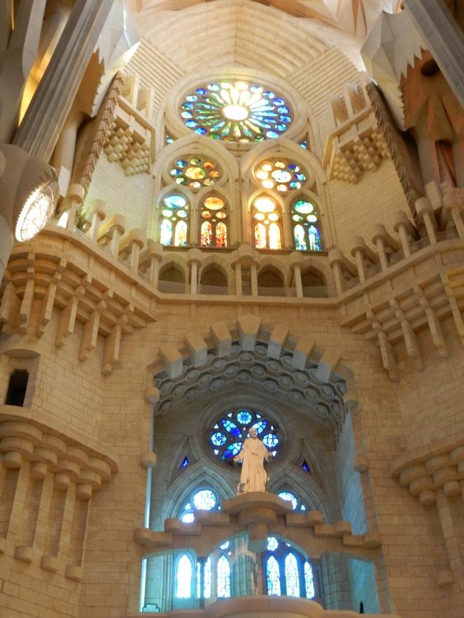 barcelona, spain, park guell, sagrada familia, el born, el nacional, sarah in style, travel blogger, european adventure, windy city bloggers
