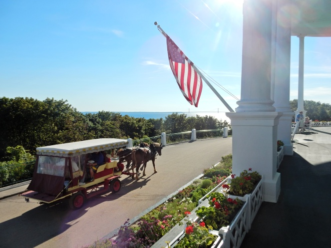 It's Party Time, Family Picnic, Chicago Blogger, 30th Birthday, Mackinac Island, Pure Michigan, Bicycles, Victorian charm, sarah in style, windy city bloggers, the grand hotel, the island house, The Max chicago, Saved by the bell