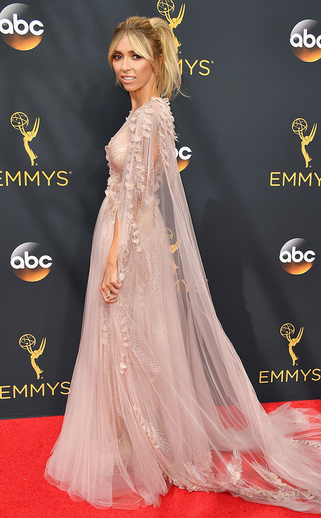 Guiliana Rancic, emmy awards 2016, emmy awards, red carpet fashion, red carpet, sarahinstyle.com, sarah in style, fashion blogger, chicago blogger, fashion police, sophie turner