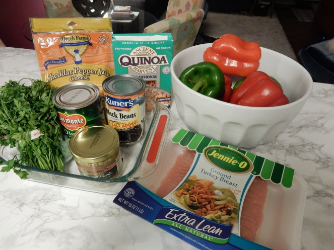 sarah in style, sarahinstyle.com, sarah meyer, 'Tis The Season For (Healthy) Comfort Food, stuffed peppers, comfort food, easy recipes, healthy food, healthy holiday food, windy city bloggers, wcbcfood, chicago blogger, food blogger