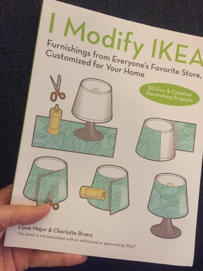 Fake It 'Til You Make It, I Modify IKEA, IKEA hacks, ikea hacks, DIY, do it yourself, crafting, projects, think outside the box, lifestyle blogger, windy city bloggers, sarah in style, sarahinstyle.com