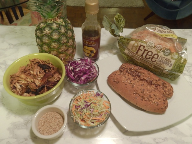 Bfree Gluten Free Bread, bfree, gluten free,  us.bfreefoods.com, sarah instyle, easy dinner recipe, sandwich recipe, hawaiian chicken, Hawaiian chicken sandwich, food, recipes, yummy meals, tailgate recipes, pineapple recipes, chicken teriyaki, food blogger, chicago blgger