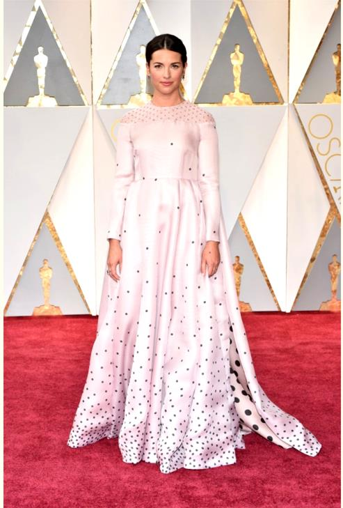 Armani Prive, Amelia Warner, Busy Philipps, Emma Stone, Halle Berry, Robin Roberts, Janelle Monae, Jessica Biel, Taraji P. Henson, Giuliana Rancic, Kirsten Dunst, Leslie Mann, Viola Davis, Oscars, Oscars 2017, oscars red carpet 2017, oscars red carpet, red carpet, best dressed, celebrity style, The Academy Awards, Academy Awards, Dior, Kaufman Franco, Zac Posen, Georges Chokra, Givenchy. Versace, Elie Saab, Sarah In Style, sarahinstyle.com, Sarah Meyer, fashion blogger, Chicago blogger, windy city bloggers