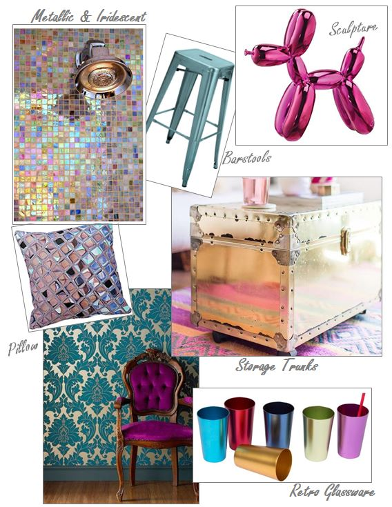 blush pillow, mint green pillow, pastel purple, pastel purple dishes, bed bath and beyond, pastel couch, lilac couch, blush kitchen, blush wallpaper, David Bromstad, teal lips, pastel art, you're making me blush, sarah in style, sarahintstyle.com, Sarah Meyer, design tips, spring trends, spring decorating, metallics, metallic decor, metallic tile, metallic bar stools, metallic art, metallic glasses, metallic pillow