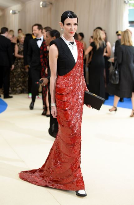 Amy Fine Collins, Met Gala, Rei Kawakubo, Commes des Garcons, The Met, red carpet fashion, celebrity fashion, Met Gala, fashion's biggest night, Chanel