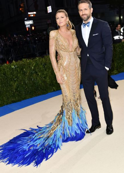 Blake Lively, Cara Delevigne, Met Gala, Rei Kawakubo, Commes des Garcons, The Met, red carpet fashion, celebrity fashion, Met Gala, fashion's biggest night, Chanel