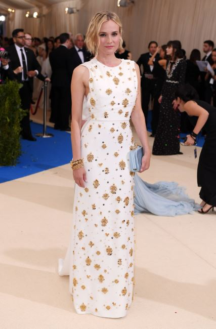 Diane Kruger, Amy Fine Collins, Met Gala, Rei Kawakubo, Commes des Garcons, The Met, red carpet fashion, celebrity fashion, Met Gala, fashion's biggest night, Chanel