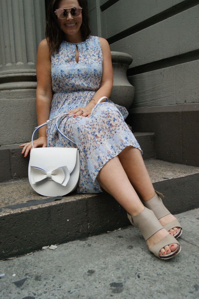Big Apple, NYC, wcbcstyle, floral dress, spring trends, Maison Jules, Kenneth Cole, Kate Spade, Heavenly Couture, Essie, Spring Fashion, Summer Fashion, spring blooms, gorgeous flowers