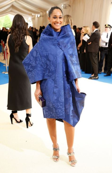 Tracee Ellis Ross, Kate HUdson, Zendaya, Rhianna, Gigi Hadid, Cara Delevigne, Met Gala, Rei Kawakubo, Commes des Garcons, The Met, red carpet fashion, celebrity fashion, Met Gala, fashion's biggest night, Chanel
