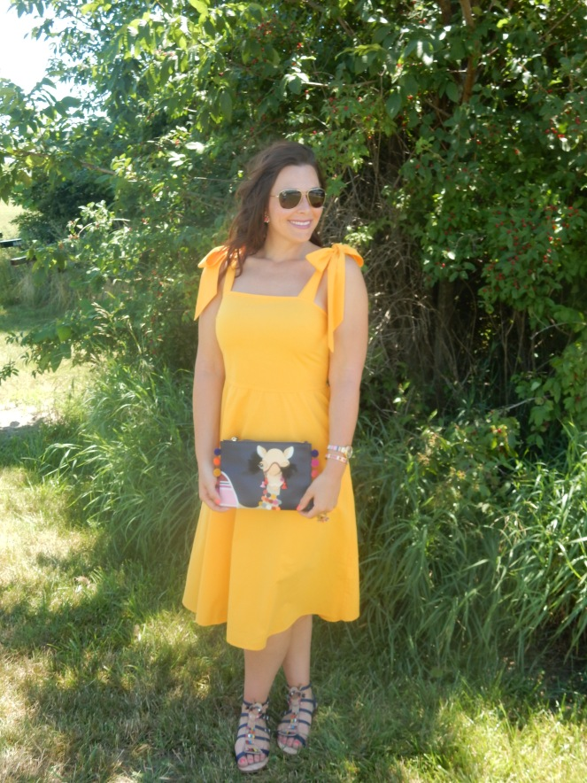 Tie A Yellow Ribbon Round…ME – Sarah In Style