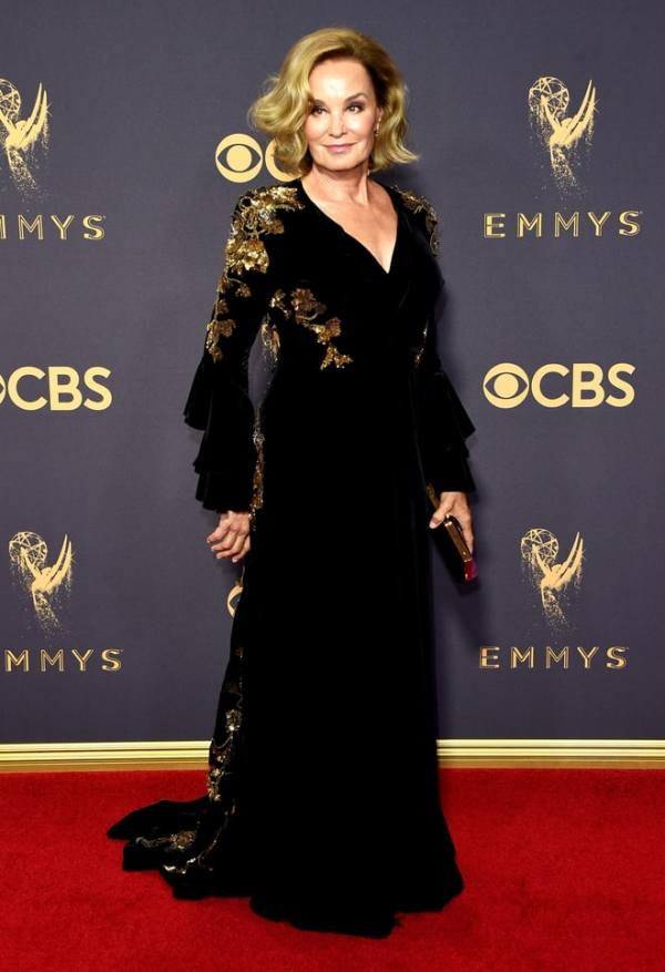 Emmy Awards, Emmys, Emmys Red Carpet, Emmys 2017, Celebrity Style, Celeb Best Dressed, Emmys Red Crapet 2017, Sarah In Style, Awards Season, Celeb Fashion, Sarah Meyer, Jessica Lange, Gucci