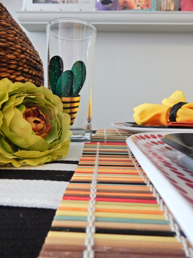 Dining Decor Fall Fiesta Sarah In Style