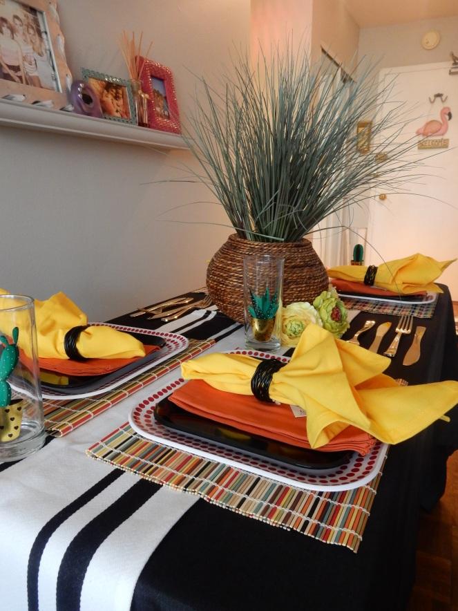 fall fiesta, fiesta, fiesta decorations, fall decorations, fall table decor, fall table, fall tablescape, tablescape, dining decor, dining decorations, table decorations, design blog, design ideas, fall ideas, sarah in style, sarahinstyle.com, design blogger, Sarah Meyer