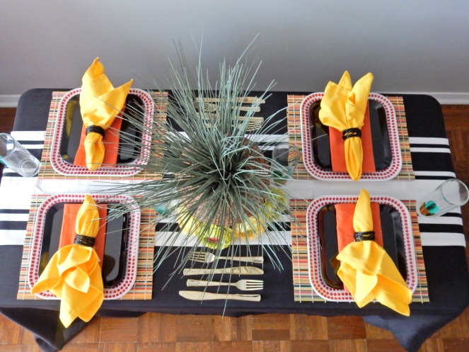 fall fiesta, fiesta, fiesta decorations, fall decorations, fall table decor, fall table, fall tablescape, tablescape, dining decor, dining decorations, table decorations, design blog, design ideas, fall ideas, sarah in style, sarahinstyle.com, design blogger, Sarah Meyer