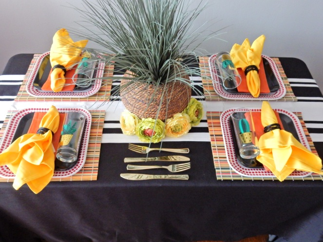 fall fiesta, fiesta, fiesta decorations, fall decorations, fall table decor, fall table, fall tablescape, tablescape, dining decor, dining decorations, table decorations, design blog, design ideas, fall ideas, sarah in style, sarahinstyle.com, deisign blogger, Sarah Meyer
