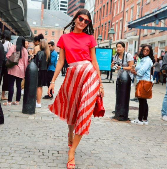 NYC Streetstyle, Nina Tiari, Alice + olivia, alice and olivia, fashion week, NYFW, new york fashion week, runway shows, runway style, best of fashion week, NYC street style, best of nyc style, best of nyc fashion, ardem, Naeem Khan, Jenny Packham, Grace Constantine, Best dressed, spring fashion, sarahinstyle.com, Sarah Meyer