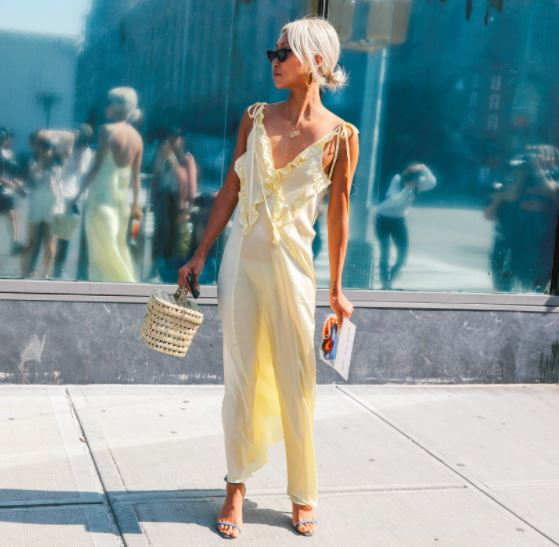 NYC Streetstyle, Nina Tiari, Alice + olivia, alice and olivia, fashion week, NYFW, new york fashion week, runway shows, runway style, best of fashion week, NYC street style, best of nyc style, best of nyc fashion, ardem, Naeem Khan, Jenny Packham, Grace Constantine, Best dressed, spring fashion, sarahinstyle.com, Sarah Meyer