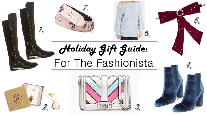 Beauty Gifts, beauty Gift Guide, Holiday Gift Guide, Gift Guide, Gift Guides, Gifts for the fashion lover, gifts for the fashionista, sarah in style, christmas gift ideas, fashion for christmas, fashion ideas, fashionista, what to buy a fashion lover, rebecca minkoff, evereve, vince camuto, soft surroundings, sam edelman, landon lacey, zara