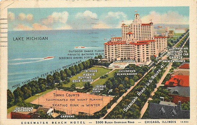 edgewater hotel chicago, edgewater chicago, pink palaces, pink hotels, don cesar hotel, beverly hills hotel, chippewa hotel mackinac, pink pony pub, the vinoy, la valencia, hotel nacional de cuba, breakers palm beach, colorful hotels, travel guide for pink hotels, travel guide, sarah in style, Sarah Meyer, travel blogger, travel blog, US hotel tips
