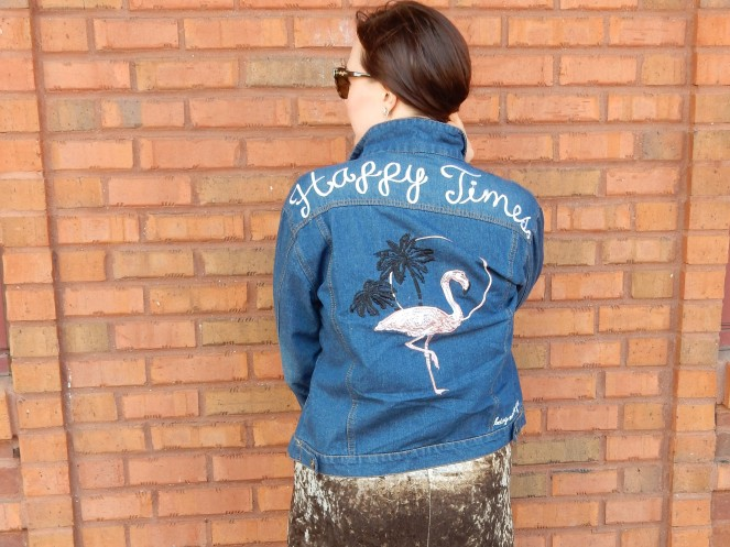 Sarah In Style, Sarah Meyer, Fashion Trends, 90s trends, What goes around in fashion comes around, Fashion inspiration, velvet dress, flamingo jacket, silver oxfords, pensacola, mardi gras, southern charm, fashion blogger, fashion blog, what to wear, how to dress like the 90's