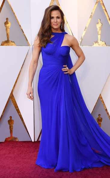 Jennifer Garner, Academy Awards, Oscars, Oscars Best Dressed, Best Dressed, 2018 Red Carpet, Red Carpet Fashion, Celebrity Style, Celebrity Fashion. Top Looks of the night