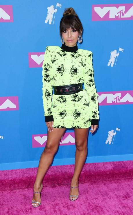 Lilliana Vasquez, Grace Vanderwaal, Cardi B, Nicolas Jebran, MTV VMA's, VMA, Video Music Awards, MTV awards, best dressed, red carpet, celebrity fashion, who wore it better, what they wore, Sarah In Style, fashion list, Sarah Meyer, Millie Bobby Brown, Jennifer Lopez silver dress, Karlie Kloss