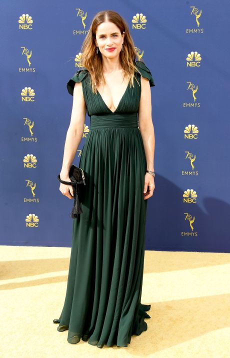 Amanda Peet, Michael Kors, Emmy Awards, Emmy Awards 2018, Celeb Style, Celebrity Style, Celebrity Fashion, Red Carpet Fashion, Red Carpet, #redcarpet, best dressed, best dressed celebs. fashion awards, Sarah In Style, Sarah Meyer
