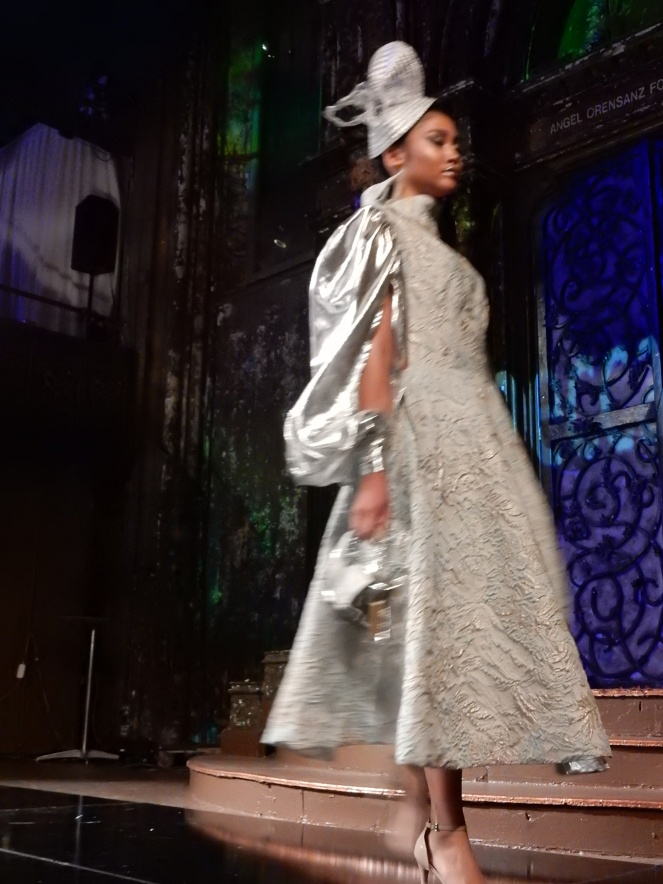 NYFW 2018, New York Fashion Week, NYC Fashion Week, Fashion Week, Art Hearts Fashion, Angel Orensanz Foundation, fashion week venues, Rebecca Justh, House of Byfield, Sarene Fu, Runway Show, Spring Collection, Designer Shows, Sarah In Style, Blogger at fashion week, bloggers at fashion week, Sarah Meyer