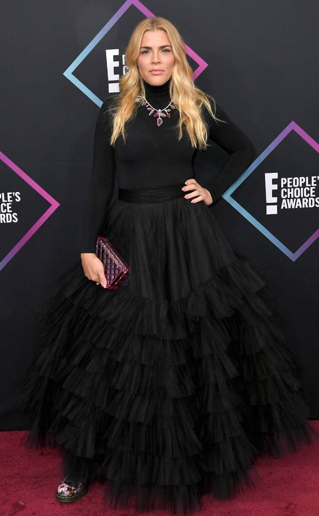 People's Choice Awards, Red Carpet, Best Dressed, Celebrity Style, What they wore, Red Carpet fashion, Sarah In Style, Sarah Meyer, Busy Philips