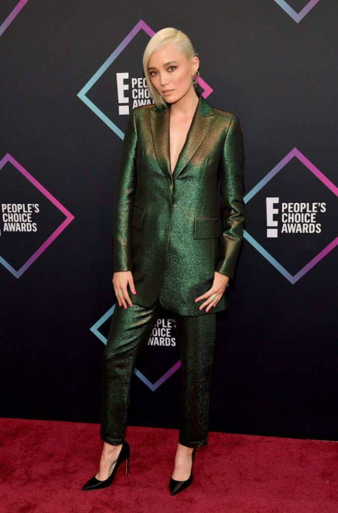 People's Choice Awards, Red Carpet, Best Dressed, Celebrity Style, What they wore, Red Carpet fashion, Sarah In Style, Sarah Meyer, Pom Klementieff