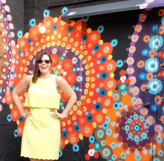 Tampa art, Tampa murals, Murals, Mural Art, St. Petersburg Murals, St. Pete Murals. St. Pete art, Florida art, street art. Sarah In Style, Sarah Meyer, St. Petersburg Florida, unique vacation ideas, vacation like a local