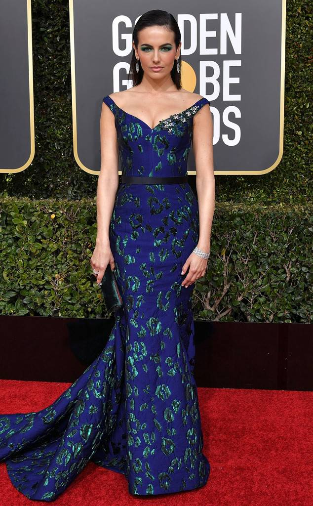 Camilla Belle, Golden Globes, Globes 2019, Golden Globes Best Dressed, Best Dressed 2019, Red Carpet, Red Carpet Fashion, Celebrity Best Dressed, Celebrity Fashion, Awards Season, What they Wore, On the red carpet, Celebrity style, Sarah In Style, Sarah Meyer, Celebrity looks, Beverly Hilton, awards show fashion