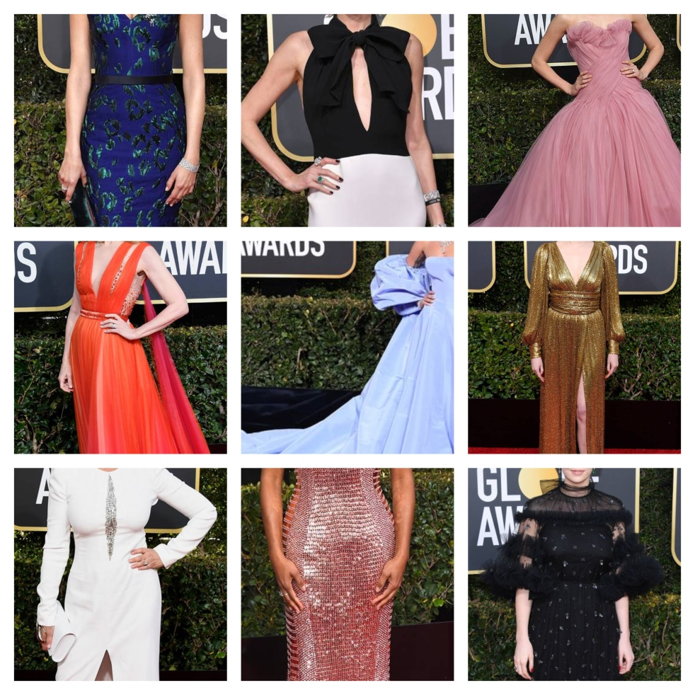 Golden Globes, Globes 2019, Golden Globes Best Dressed, Best Dressed 2019, Red Carpet, Red Carpet Fashion, Celebrity Best Dressed, Celebrity Fashion, Awards Season, What they Wore, On the red carpet, Celebrity style, Sarah In Style, Sarah Meyer, Celebrity looks, Beverly Hilton, awards show fashion