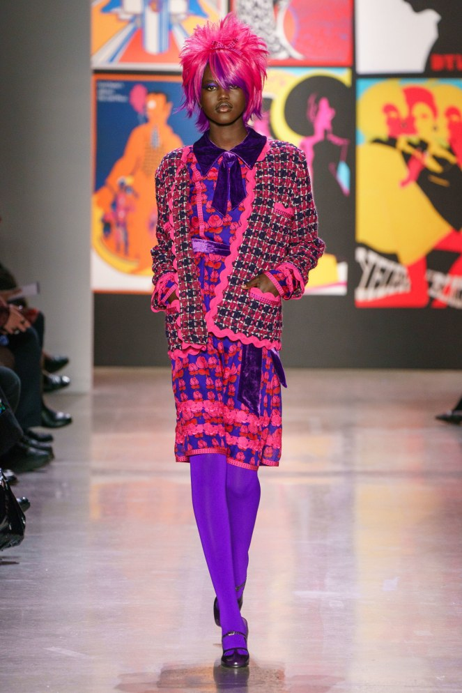 Anna Sui, Fall 2019 Fashions, Ready to wear, Spring 2019 Fashions, London Fashion Week, Fashion Week, Best Designers, Designers to Watch, Who to Wear, Funky Fashions, Designers Guild, Fashion Designers, Top Fashion Designers, NYFW, New York Fashion Week, Sarah Meyer, Sarah In Style