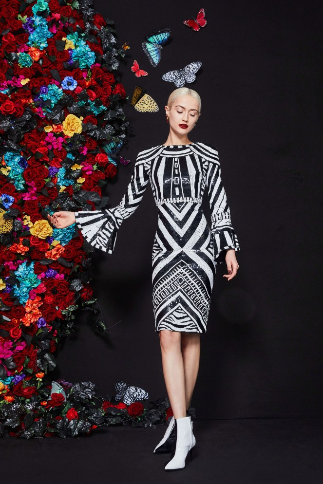 Alice and Olivia, Alice + Olivia, Fall 2019 Fashions, Ready to wear, Spring 2019 Fashions, London Fashion Week, Fashion Week, Best Designers, Designers to Watch, Who to Wear, Funky Fashions, Designers Guild, Fashion Designers, Top Fashion Designers, NYFW, New York Fashion Week, Sarah Meyer, Sarah In Style