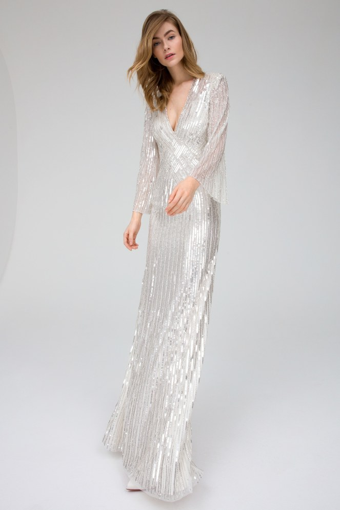 Jenny Packham, Spring Ready To Wear, Spring 2019 Fashions, London Fashion Week, Fashion Week, Best Designers, Designers to Watch, Who to Wear, Funky Fashions, Designers Guild, Fashion Designers, Top Fashion Designers, NYFW, New York Fashion Week, Sarah Meyer, Sarah In Style, Pre Fall 2019