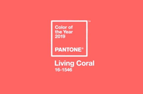 Pantone Color Institute, Pantone Color of the Year, Living Coral, Most Popular Colors, Trending colors, 2019 trends in color, Pantone trends, Pantone colors, Sarah Meyer, Sarah In Style, where can I buy stuff that is the Pantone color of the year, what is the pantone color of the year