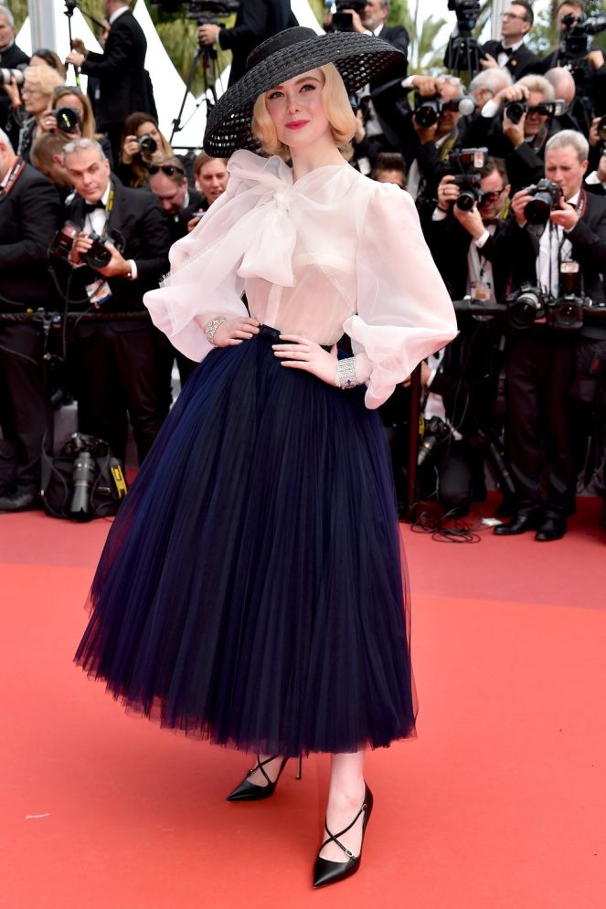 Cannes Film Festival, Cannes 2019, Red Carpet, Celebrity Style, Celebrity Fashion, Best Dressed, Cannes Best Dressed 2019, Best looks from Cannes, Model Style, Actress Style, Top Fashions at Cannes, French Riviera, Sarah In Style, Sarah Meyer, Elle Danning, Dakota Fanning, Elsa Hosk, Julianne Moore, Amber Heard