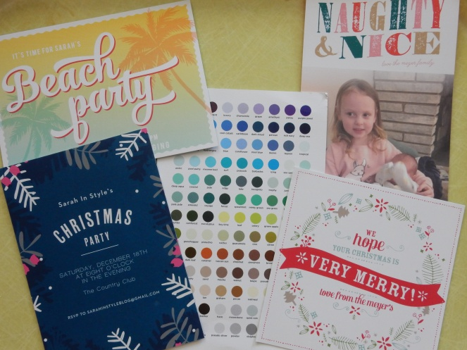 Dining Decor, Table Decor, Design Inspiration, Party Inspiration, Summer Party, Summer Bash, Basic Invite, Invitation Design, Where to get nice invites, Christmas in July, Planning ahead for Christmas, Beach table, Sarah In Style, Sarah Meyer, DIY Table